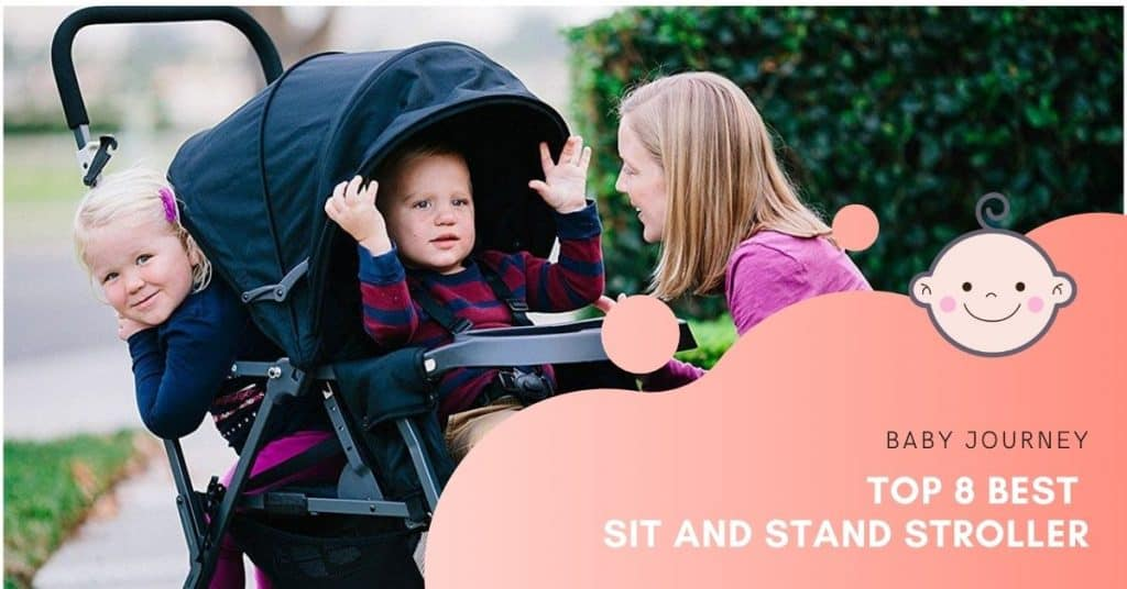 best sit and stand stroller   Baby Journey