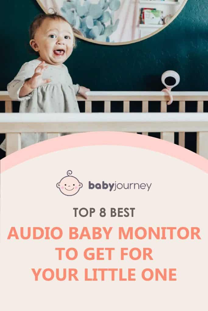 Best Audio Baby Monitor Review | Baby Journey