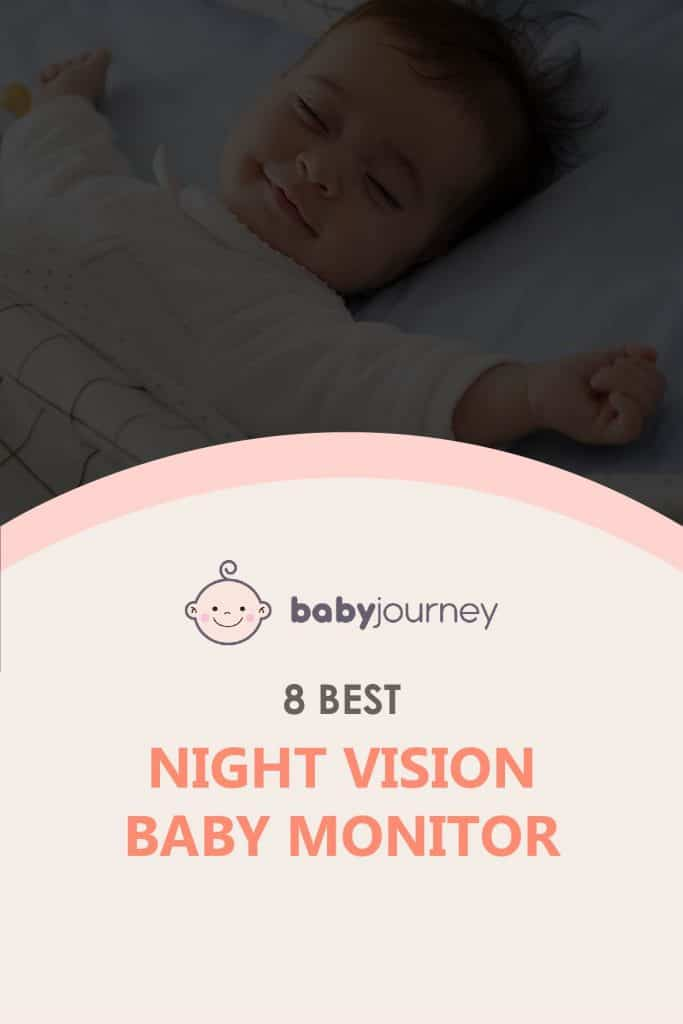 Best Night Vision Baby Monitor | Baby Journey