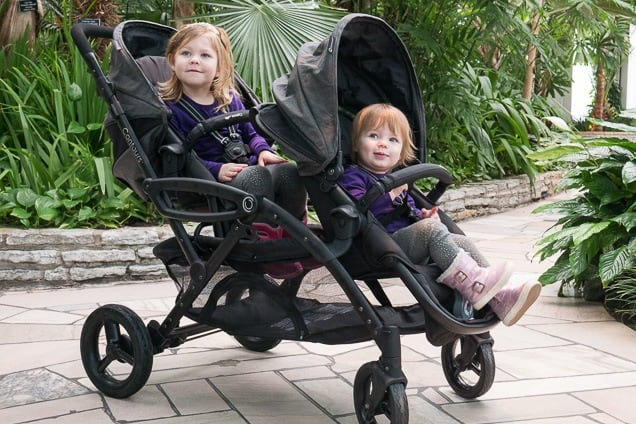 The Best Double Strollers for 2018 | Reviews by Wirecutter
