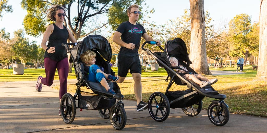 The Best Jogging Strollers for 2020 | Reviews by Wirecutter