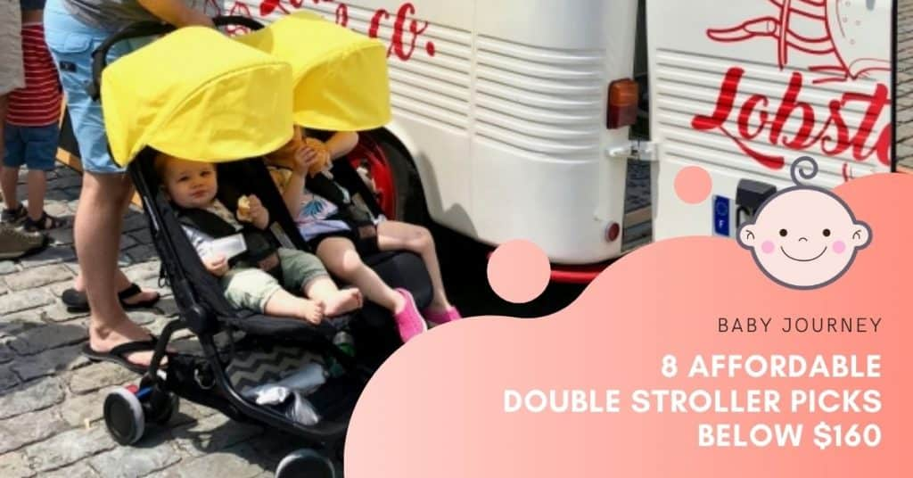 affordable double stroller | Baby Journey