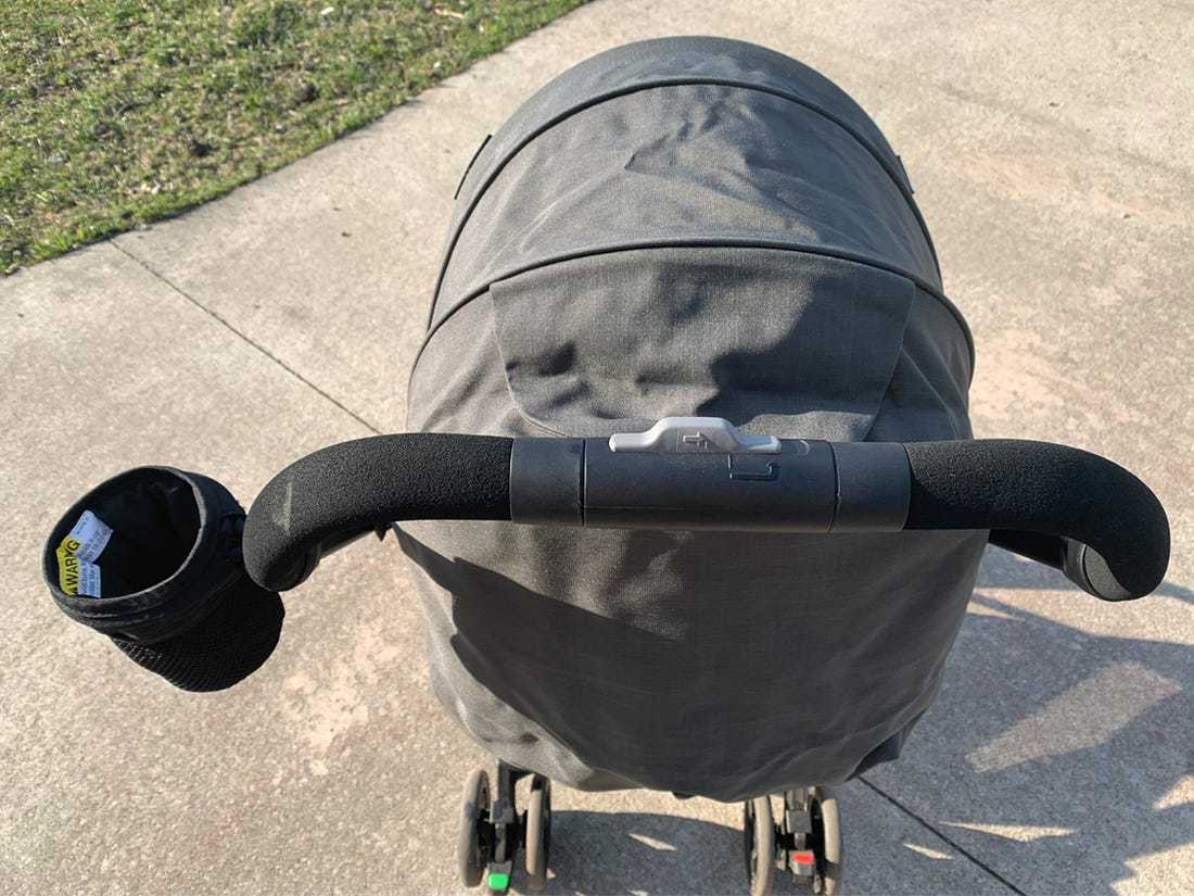 An ergonomic handle on your stroller for older kids is a nice feature you will appreciate especially when strolling or jogging with your child for long.  - Stroller for Older Kids | Baby Journey