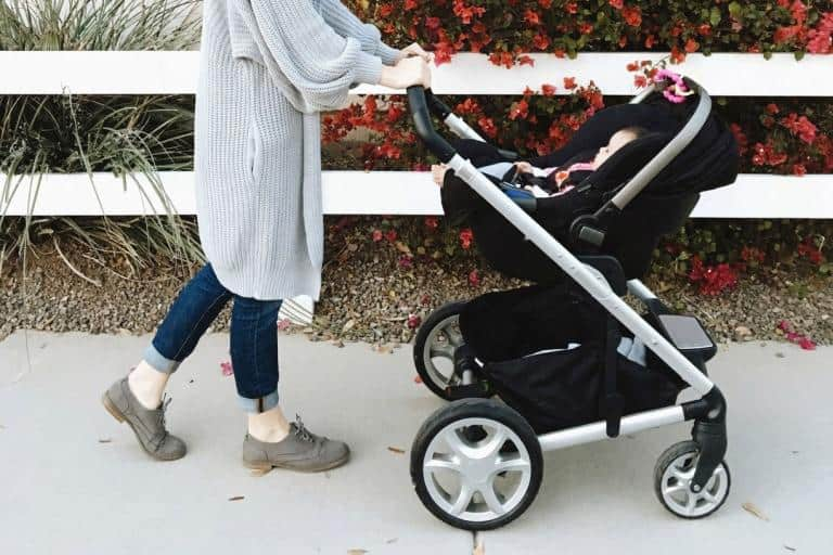 Safety is paramount when choosing the best stroller for newborn. - Best Stroller for Newborn Baby | Baby Journey