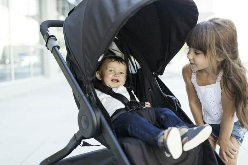 What's the best stroller for newborns and toddlers? | Ergobaby Blog