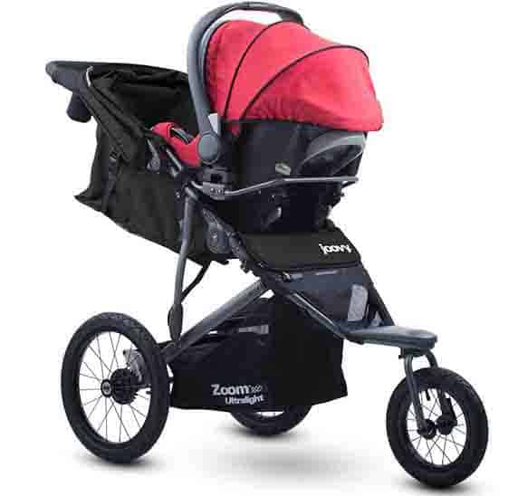 A stroller for an older child can have fewer features. - Stroller for Older Kids | Baby Journey