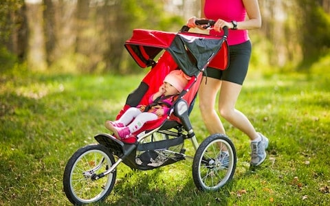 With the best 3 wheel stroller, nothing can stand in the way of your love for jogging and your baby's safety. - Best 3 Wheel Stroller | Baby Journey
