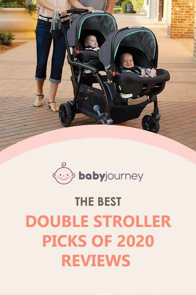 the best double stroller