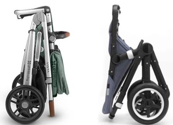 Apart from being an affordable double stroller, size and weight of the stroller matter as those factors determine storage and carry convenience. - Affordable Double Stroller Review - Best affordable Double Stroller | Baby Journey