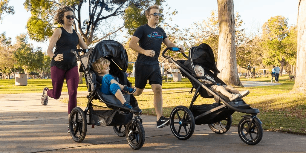 You don't have to give up your love for jogging just because you have a child. With the best lightweight jogging stroller, you can even share that passion with your child! - Best Lightweight Jogging Stroller | Baby Journey