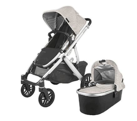 Luxury strollers typically use trendy and modern fabrics. - Best Luxury Stroller | Baby Journey