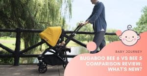 bugaboo bee 6 vs bee 5