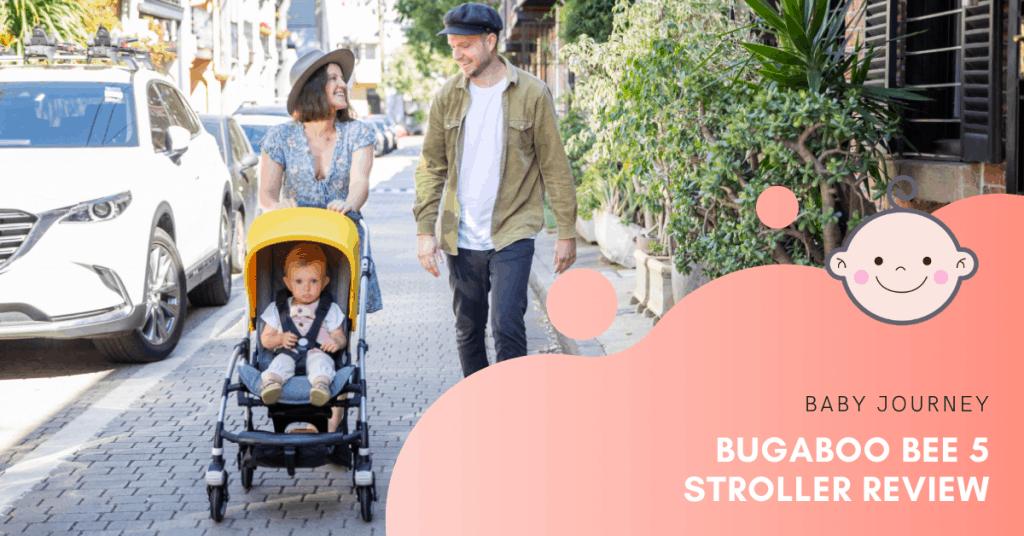 Bugaboo Bee 5 | Baby Journey