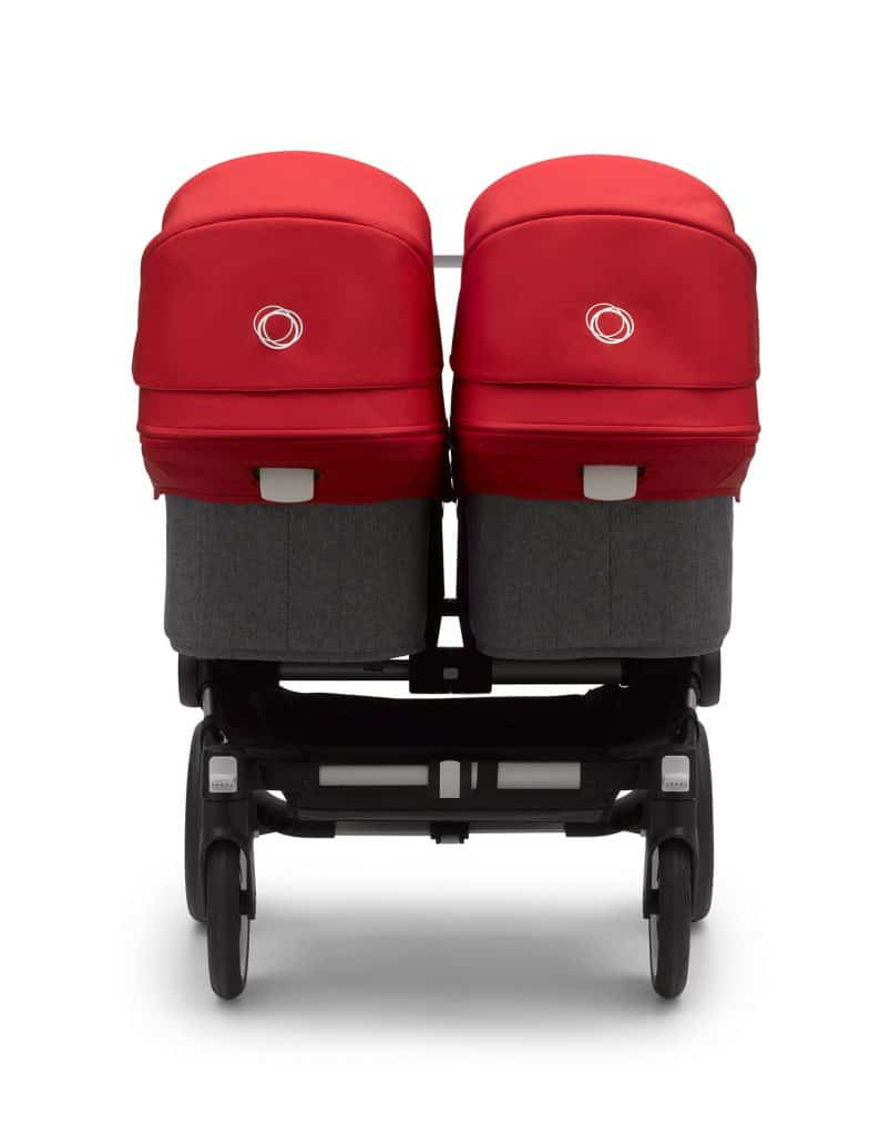 The Bugaboo Donkey 3 twin stroller is extremely versatile, light and narrow that can fit through most doorways. - Best Twin Stroller | Baby Journey