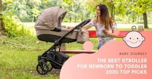 stroller for newborn to toddler