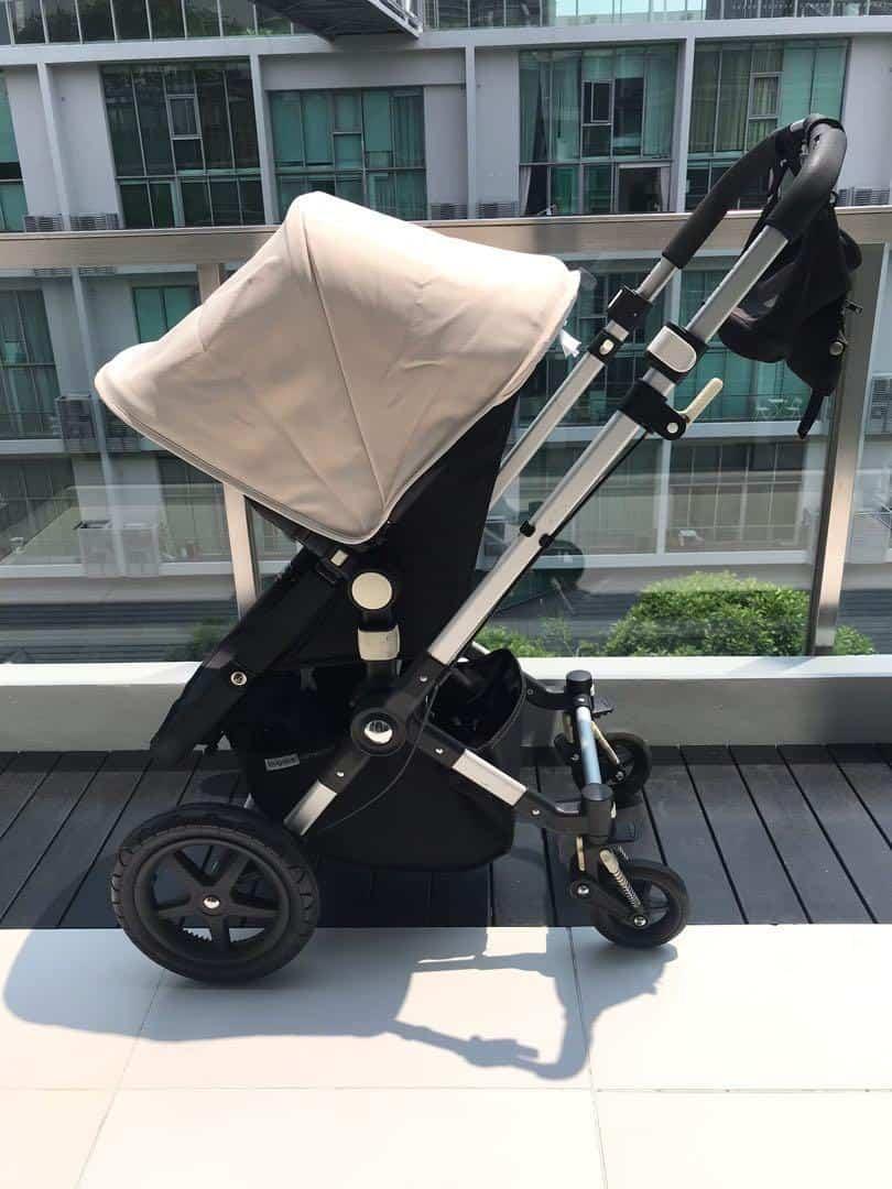 The Bugaboo Cameleon 3 Stroller. - Bugaboo Cameleon 3 Stroller | Baby Journey
