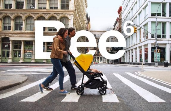 The new Bugaboo Bee 6 is a high-quality stroller whose compact design will help you navigate easily through the busy city without compromising your toddler's comfort. - Bugaboo Bee 6 Review | Baby Journey