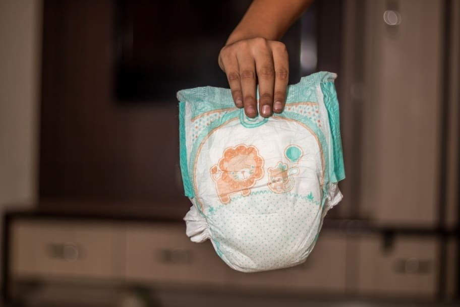 You should check for the correct diaper size for your baby before buying them. - How Many Diapers Does a Newborn Use a Day | Baby Journey