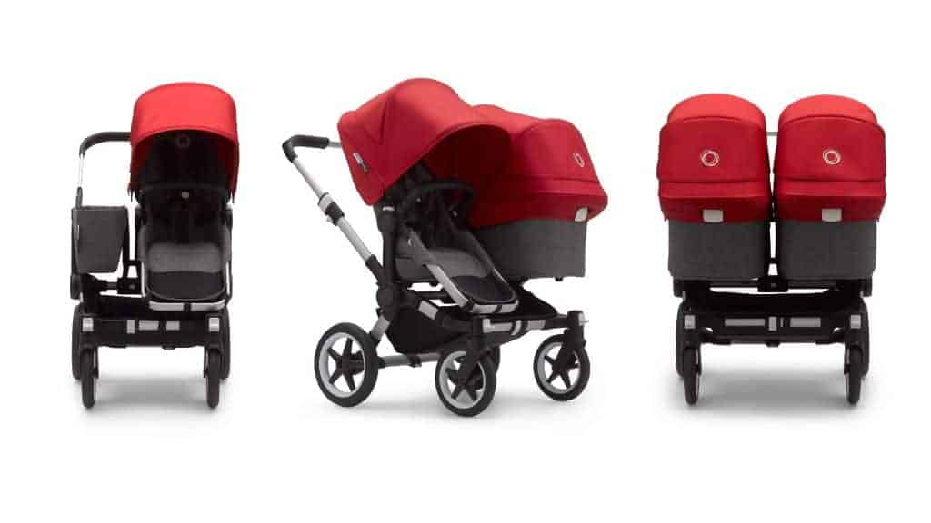 Bugaboo Donkey 3 is one of the top choice among the best infant stroller.