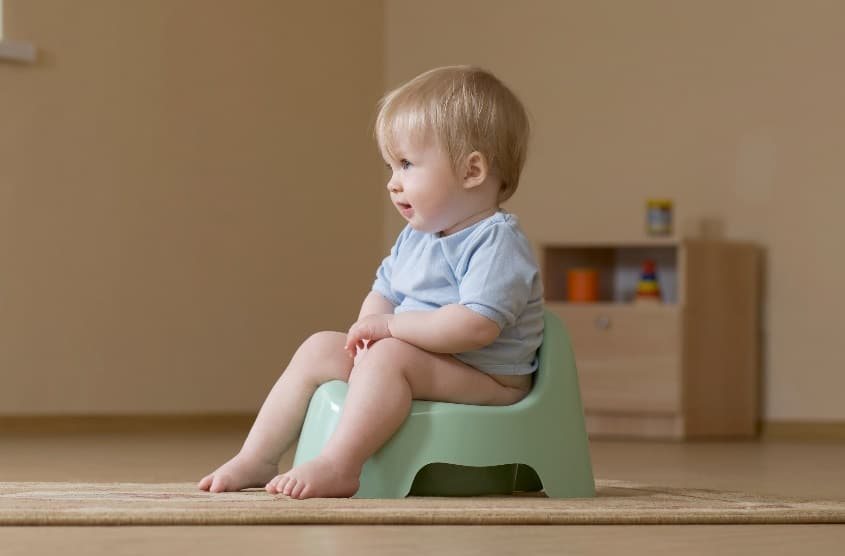 Potty training: Your ultimate guide on how to potty train your child