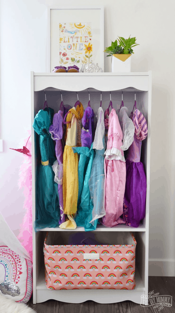 A Wardrobe Fit for a Princess
