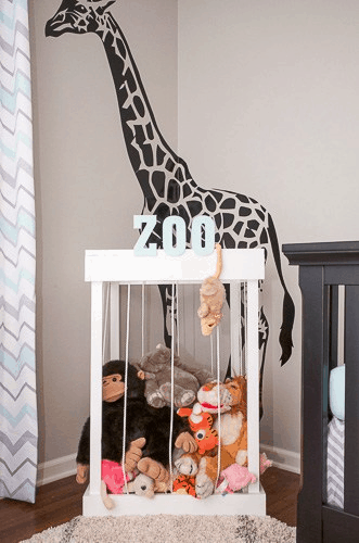An In-Room Zoo