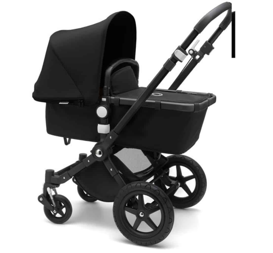 The Bassinet is a great additional feature with the Bugaboo Cameleon 3. - Bugaboo Cameleon 3 Review | Baby Journey