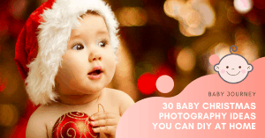 Baby Christmas Photography Ideas