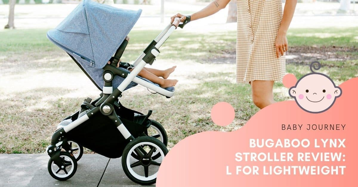 bugaboo Lynx stroller review
