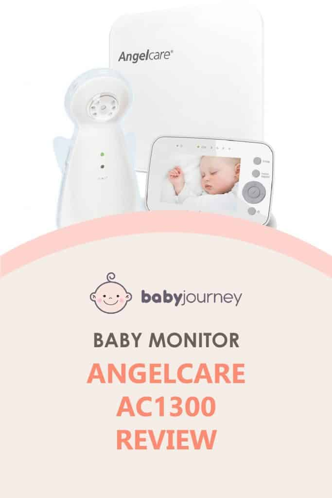 Angelcare AC1300 review   Baby Journey