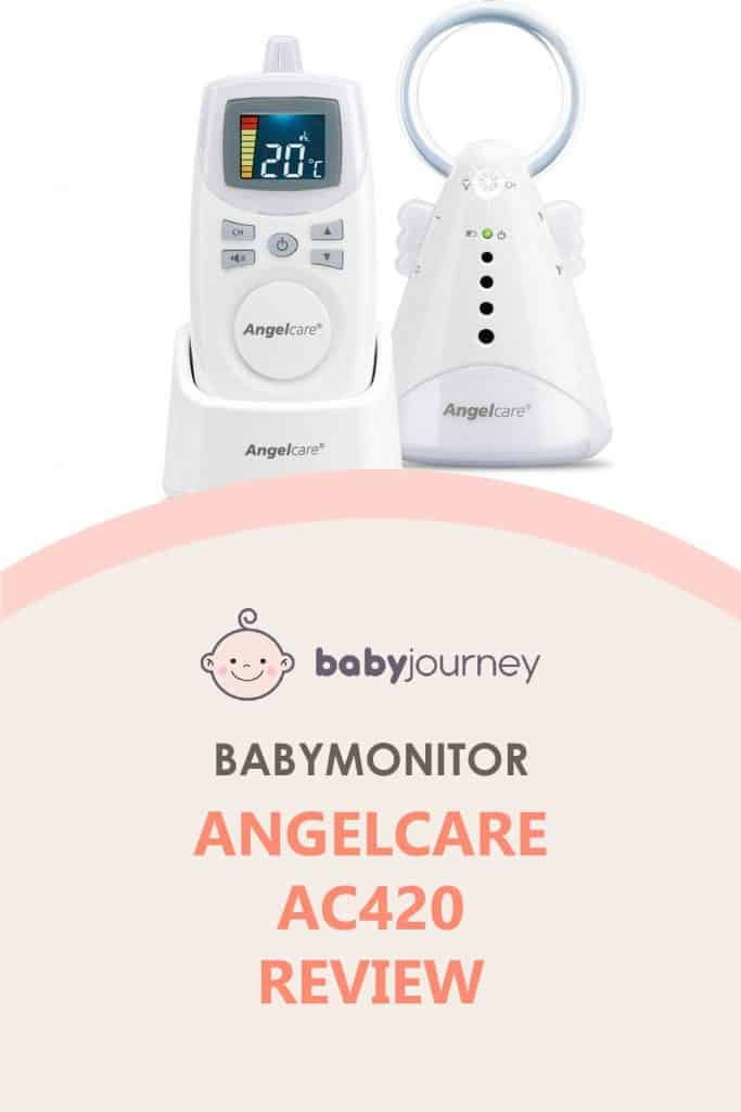 Angelcare AC420 Review | Baby Journey