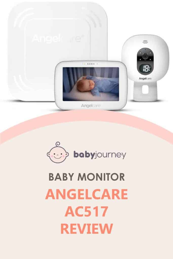 Angelcare AC517 Review | Baby Journey