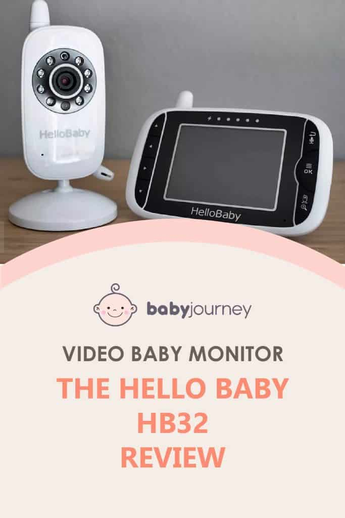 Hello Baby Monitor Review | Baby Journey