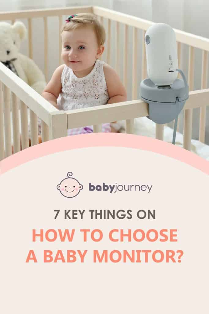 how to choose a baby monitor
