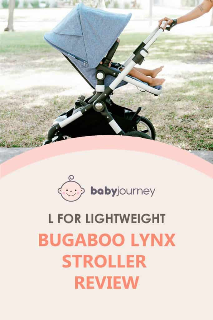 bugaboo Lynx stroller review | Baby Journey