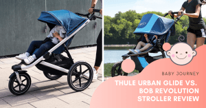 Thule Urban Glide vs Bob Revolution