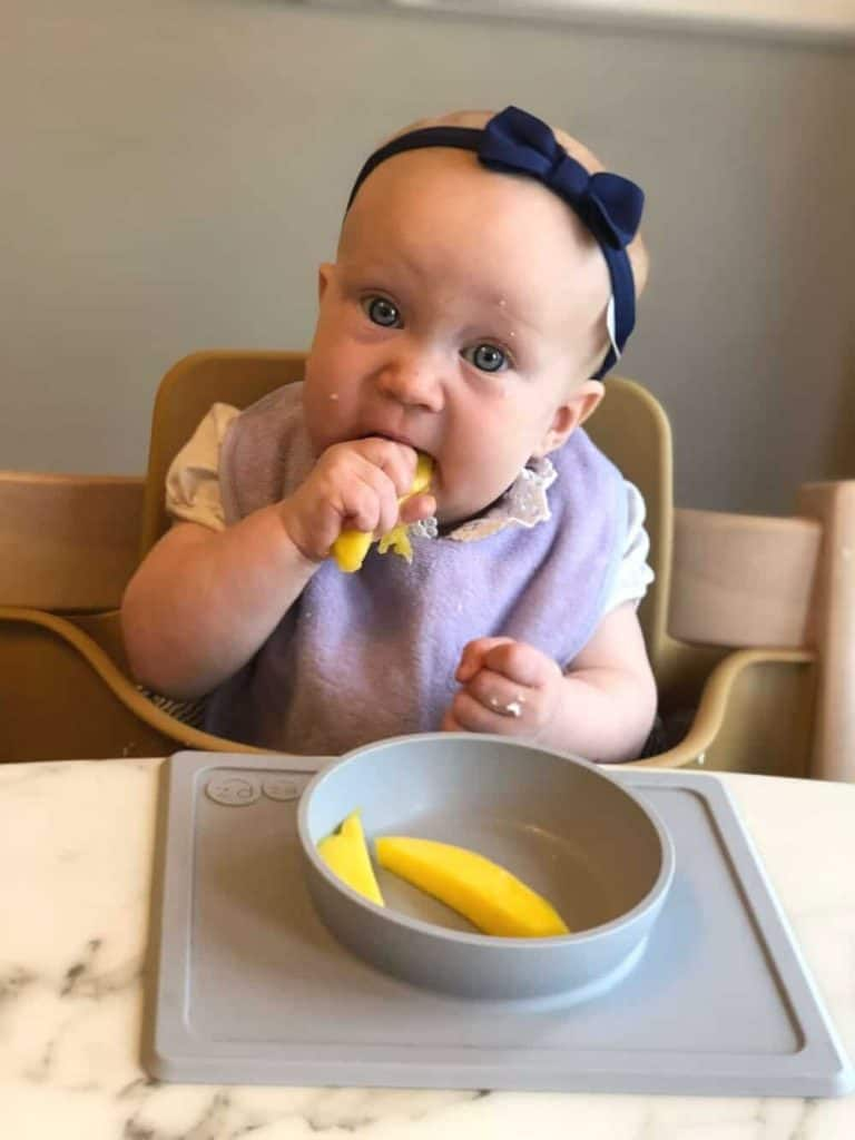 Mango | Superfoods for Babies | Baby Journey