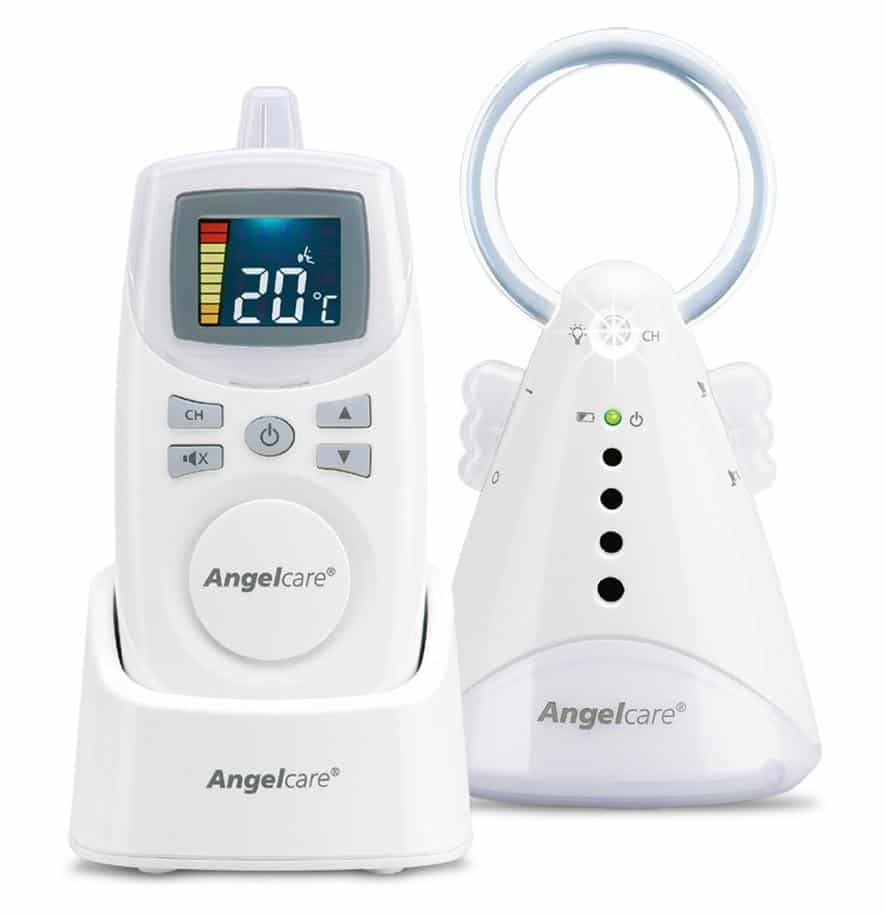 The Angelcare AC420 Baby Monitor. -Angelcare AC420 Review | Baby Journey