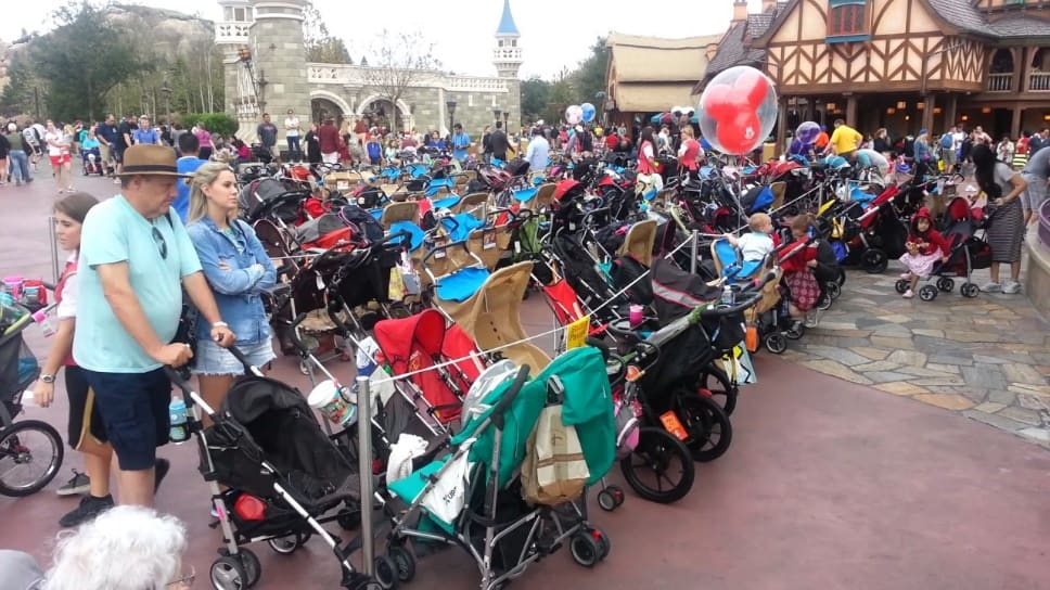 Strollers at Walt Disney World - Pros and Cons of Renting, Buying, and  Bringing