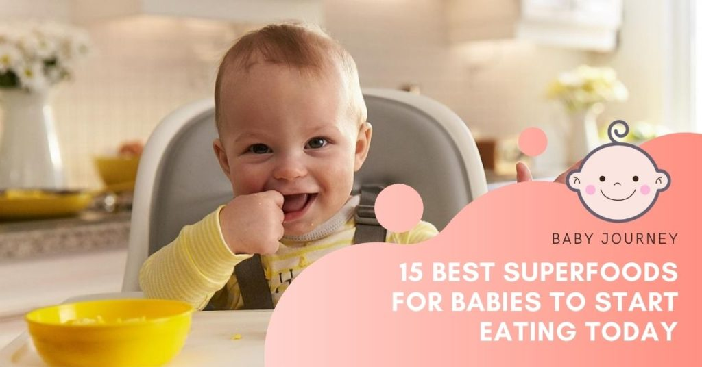 15 Best Superfoods for Babies | Baby Journey