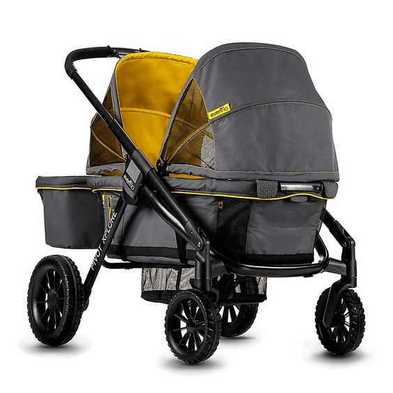 baby stroller as new born baby christmas present