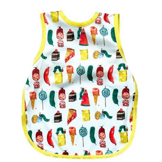 a baby apron for baby first christmas