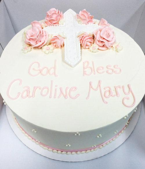 baptism cakes sayings