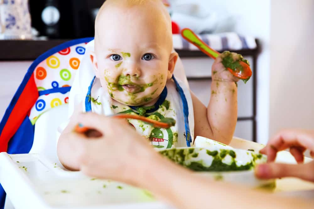 Baby Superfood - Spinach