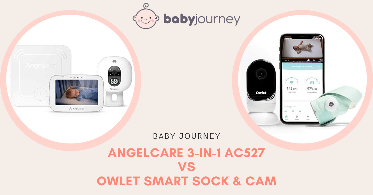 angelcare vs owlet