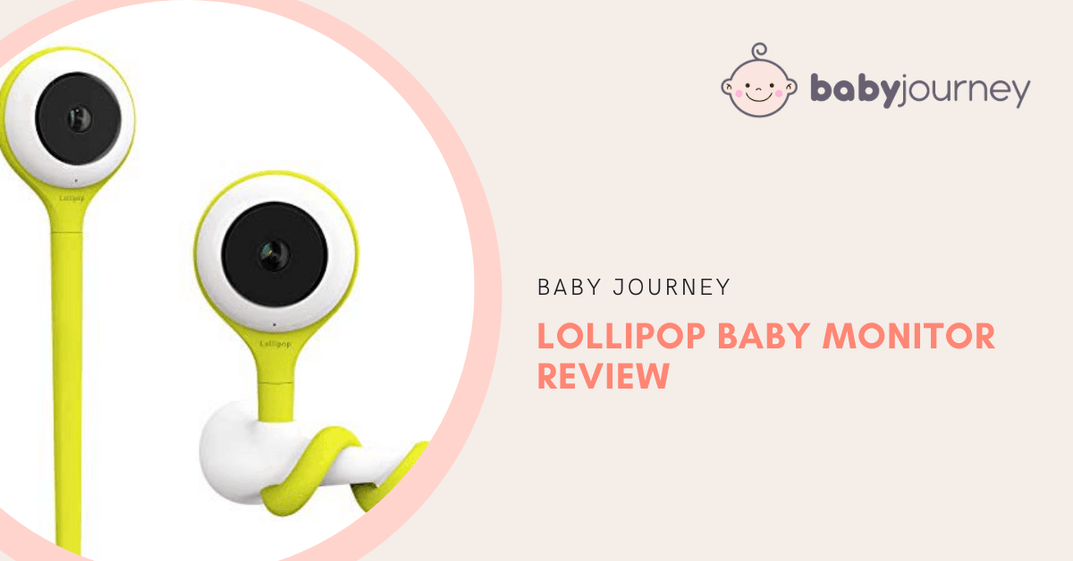Lollipop baby monitor review