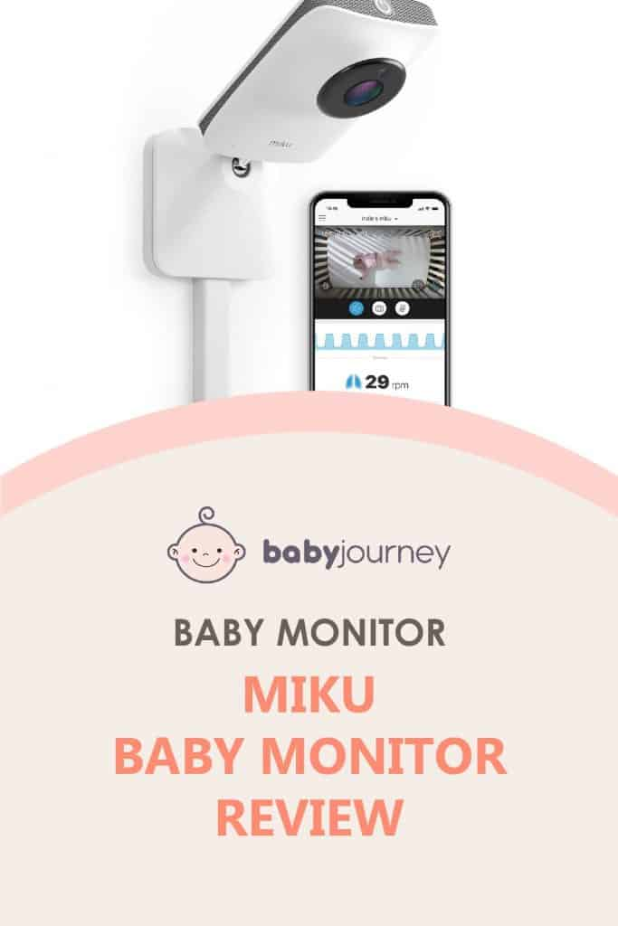 Miku Baby Monitor Review | Baby Journey