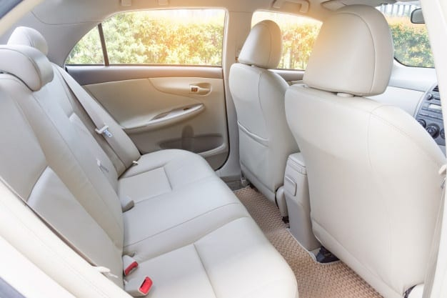 Adjusting your car's front seat for a big room at the back seat allows you to install a car seat more comfortably and conveniently. - How to Install a Car Seat | Baby Journey