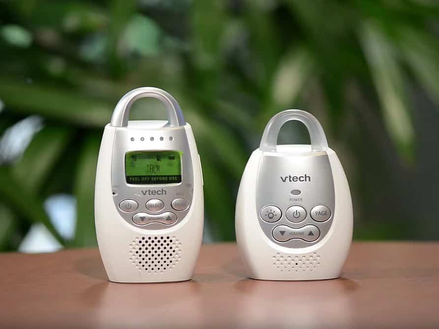 Setting up audio monitors is less complex as they can be placed on tables and shelves for use immediately. -Video vs Audio Baby Monitor | Baby Journey