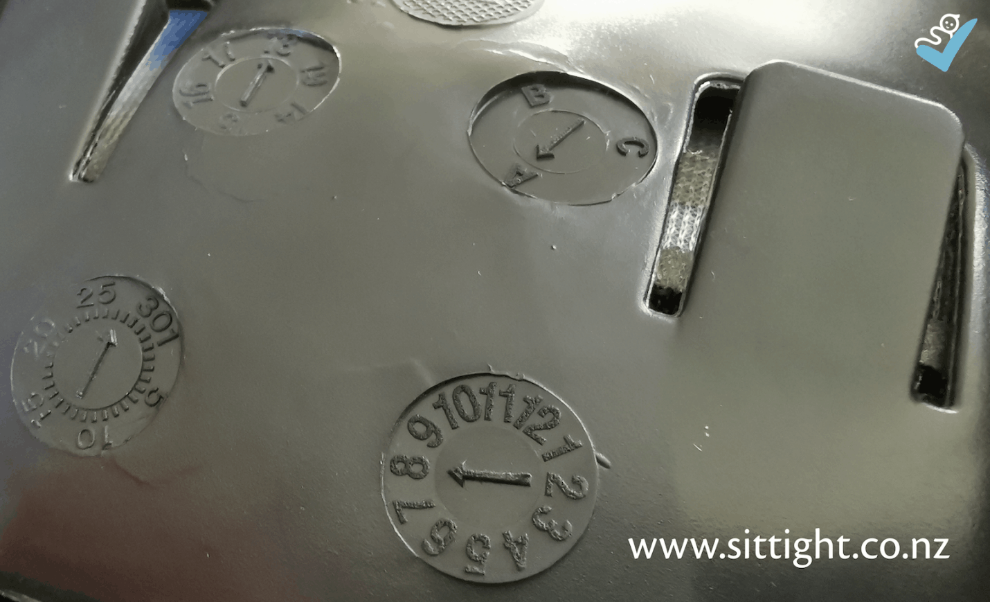 How to Read a Car Seat Date Stamp | Correct child restraint use made easy  by SitTight